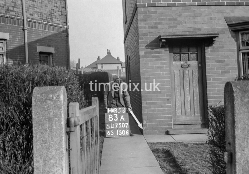 SD750783A, Ordnance Survey Revision Point photograph in Greater Manchester