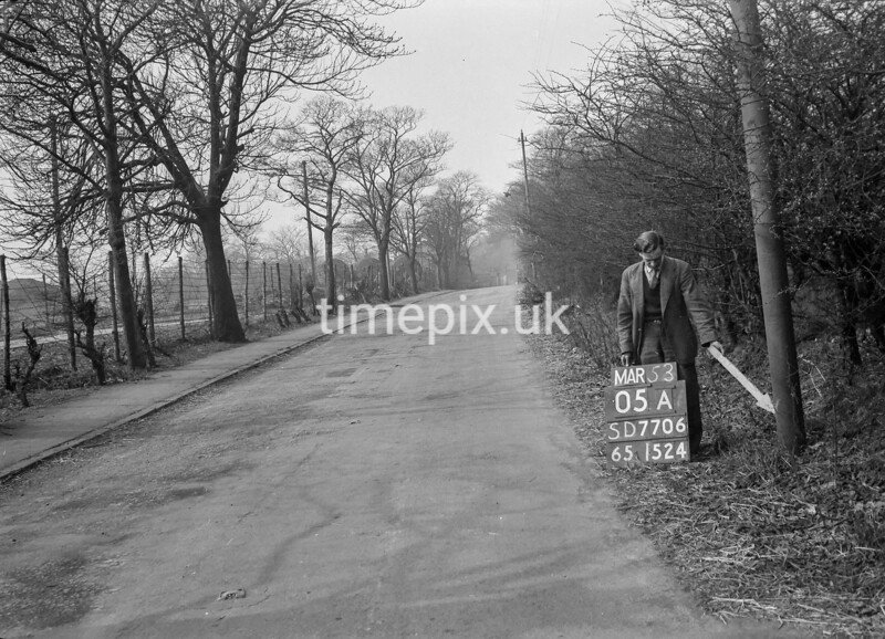 SD770605A, Ordnance Survey Revision Point photograph in Greater Manchester