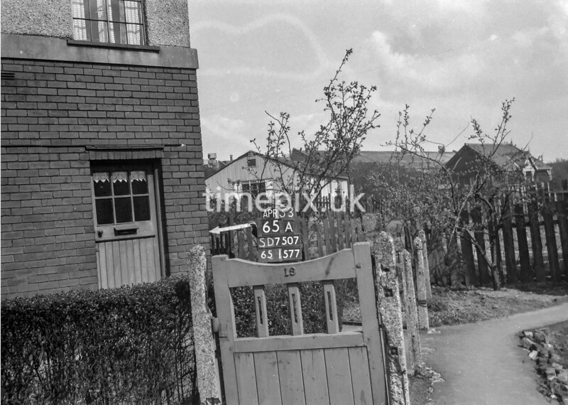 SD750765A, Ordnance Survey Revision Point photograph in Greater Manchester