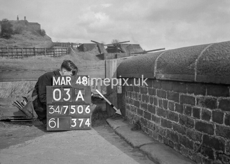 SD750603A, Ordnance Survey Revision Point photograph in Greater Manchester