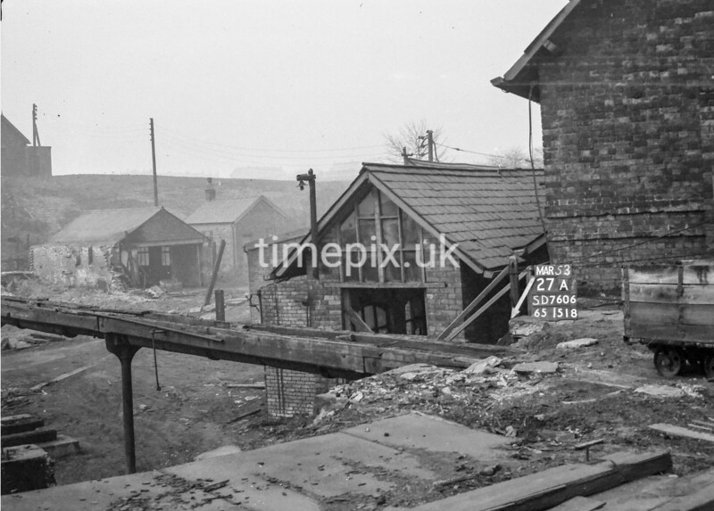 SD760627A, Ordnance Survey Revision Point photograph in Greater Manchester