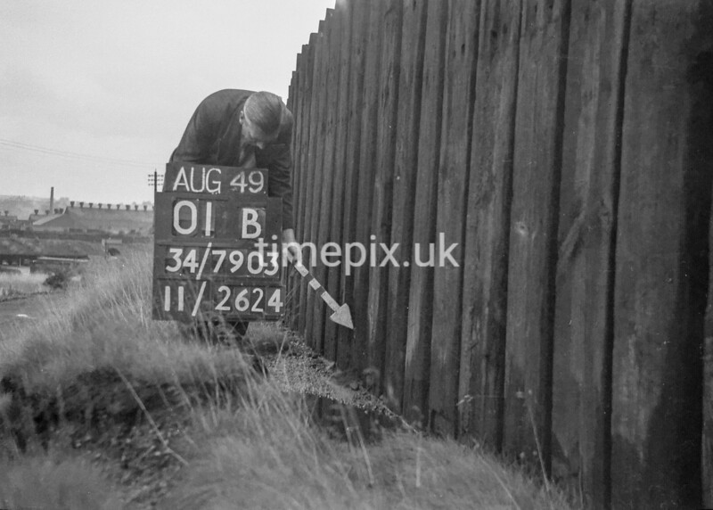 SD790301B, Ordnance Survey Revision Point photograph in Greater Manchester