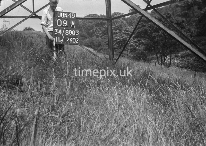 SD800309A, Ordnance Survey Revision Point photograph in Greater Manchester