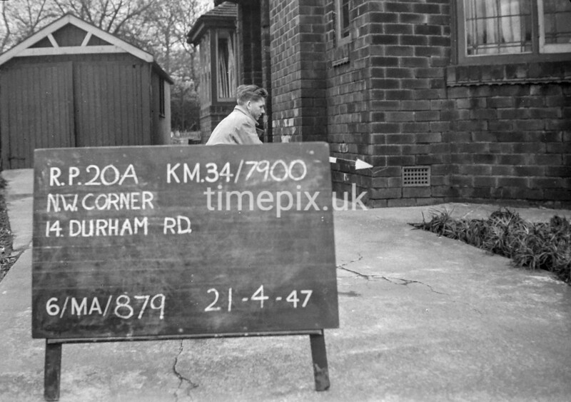 SD790020A, Ordnance Survey Revision Point photograph in Greater Manchester