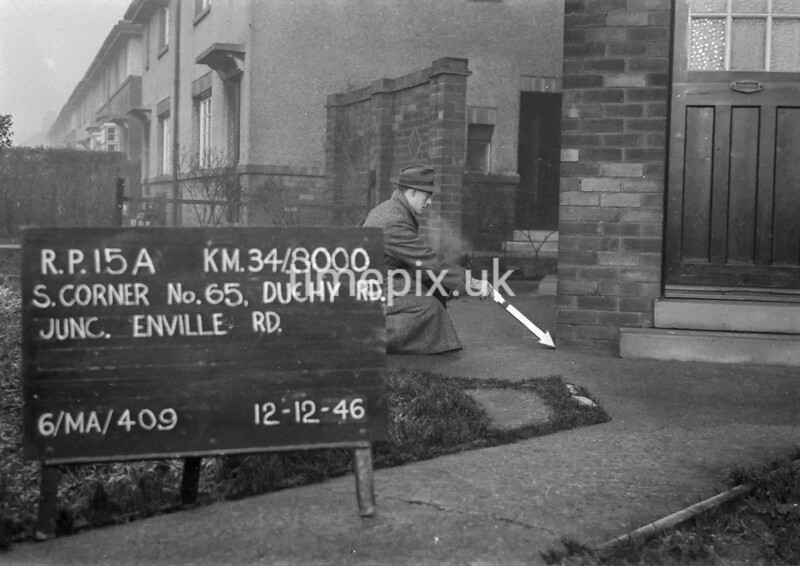 SD800015A, Ordnance Survey Revision Point photograph in Greater Manchester