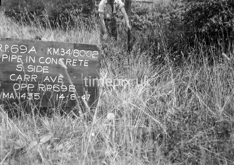 SD800269A, Ordnance Survey Revision Point photograph in Greater Manchester