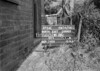 SD790204L, Ordnance Survey Revision Point photograph in Greater Manchester