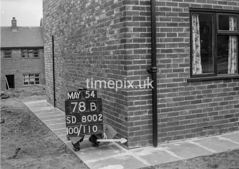 SD800278B, Ordnance Survey Revision Point photograph in Greater Manchester