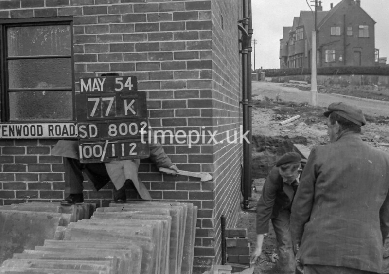 SD800277K, Ordnance Survey Revision Point photograph in Greater Manchester