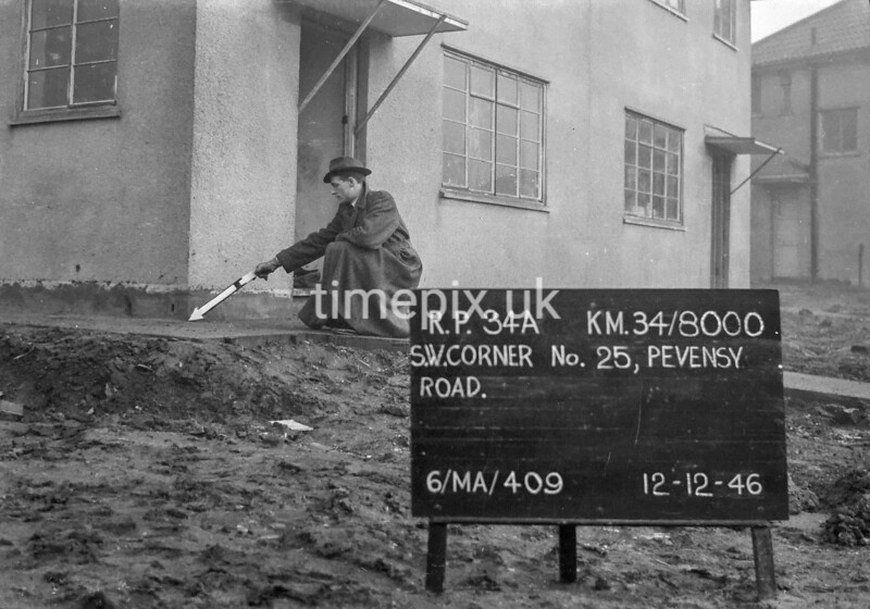 SD800034A, Ordnance Survey Revision Point photograph in Greater Manchester