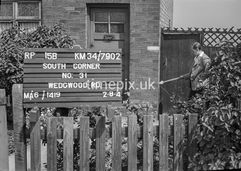 SD790215B, Ordnance Survey Revision Point photograph in Greater Manchester