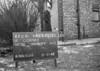 SD790112A, Ordnance Survey Revision Point photograph in Greater Manchester