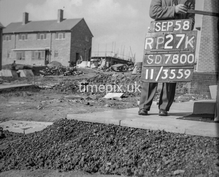 SD780027K, Ordnance Survey Revision Point photograph in Greater Manchester