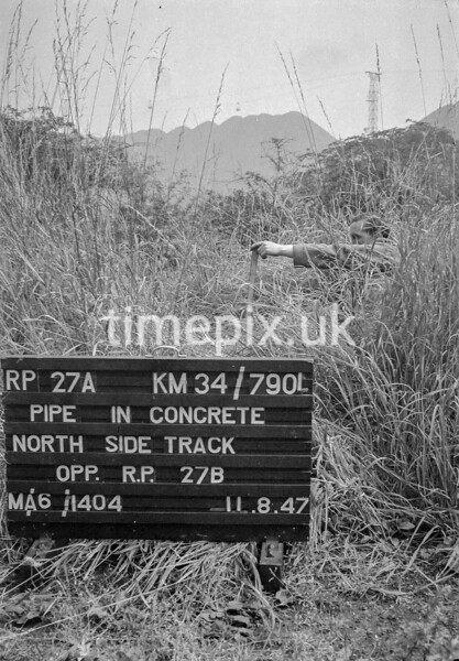 SD790127A, Ordnance Survey Revision Point photograph in Greater Manchester