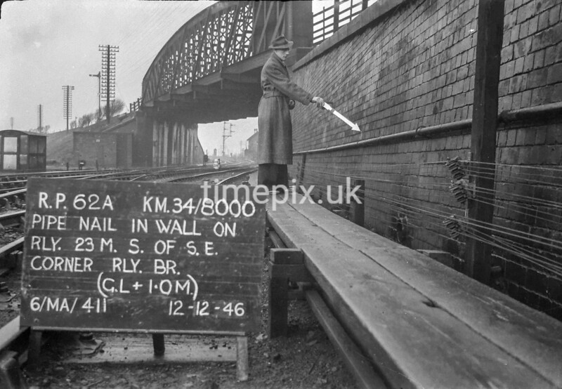 SD800062A, Ordnance Survey Revision Point photograph in Greater Manchester