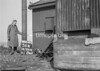 SD790256A, Ordnance Survey Revision Point photograph in Greater Manchester