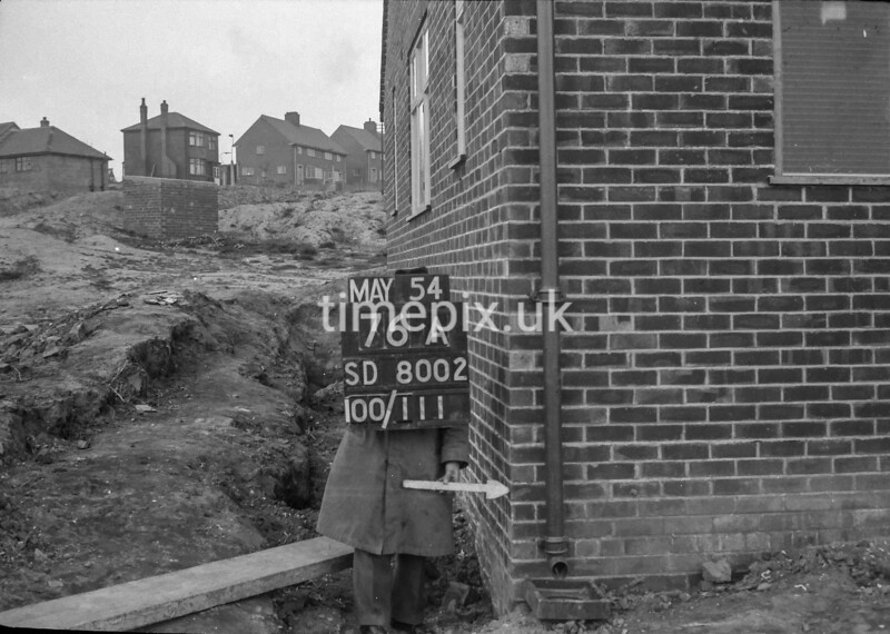 SD800276A, Ordnance Survey Revision Point photograph in Greater Manchester