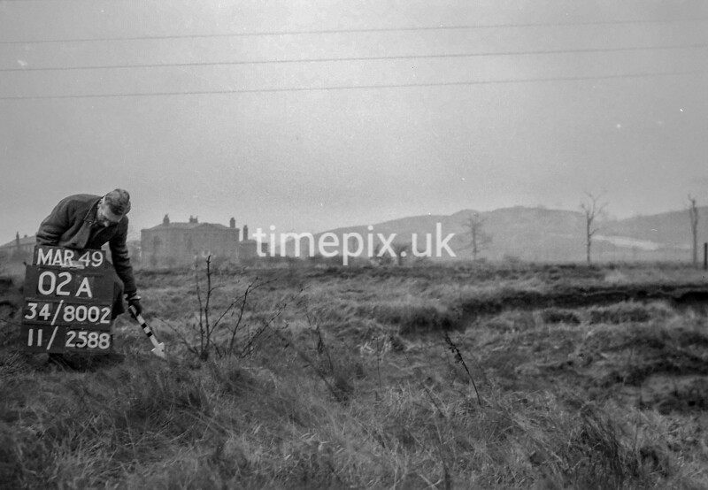 SD800202A, Ordnance Survey Revision Point photograph in Greater Manchester