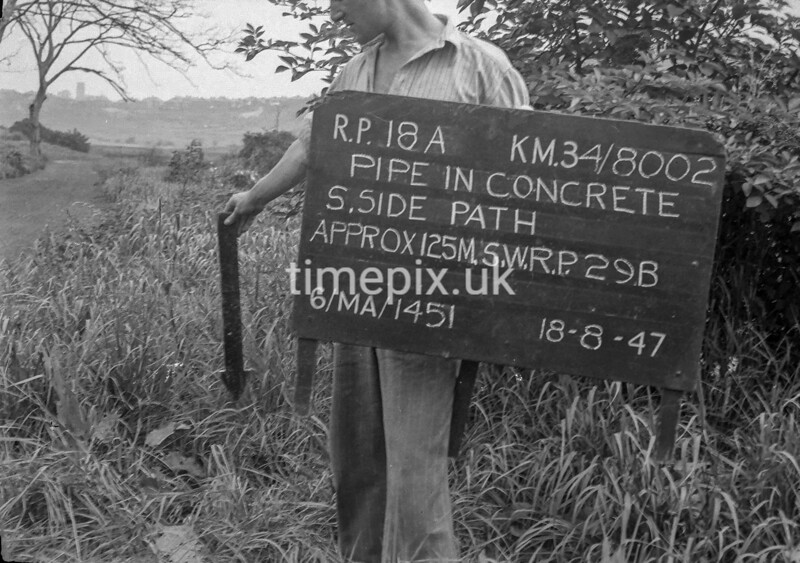 SD800218A, Ordnance Survey Revision Point photograph in Greater Manchester