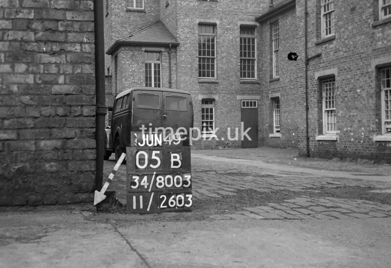 SD800305B, Ordnance Survey Revision Point photograph in Greater Manchester