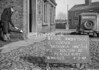 SD790056C, Ordnance Survey Revision Point photograph in Greater Manchester