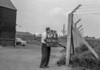 SD790162A, Ordnance Survey Revision Point photograph in Greater Manchester