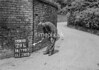 SD790379L, Ordnance Survey Revision Point photograph in Greater Manchester