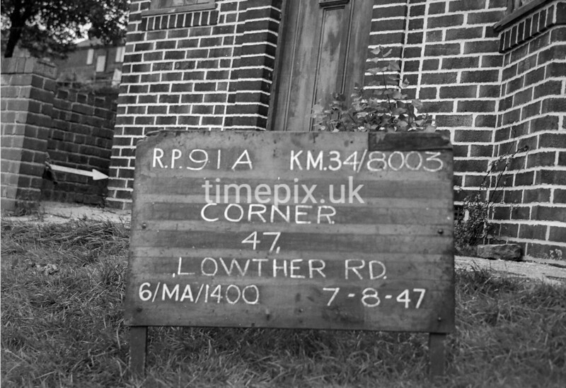 SD800391A, Ordnance Survey Revision Point photograph in Greater Manchester