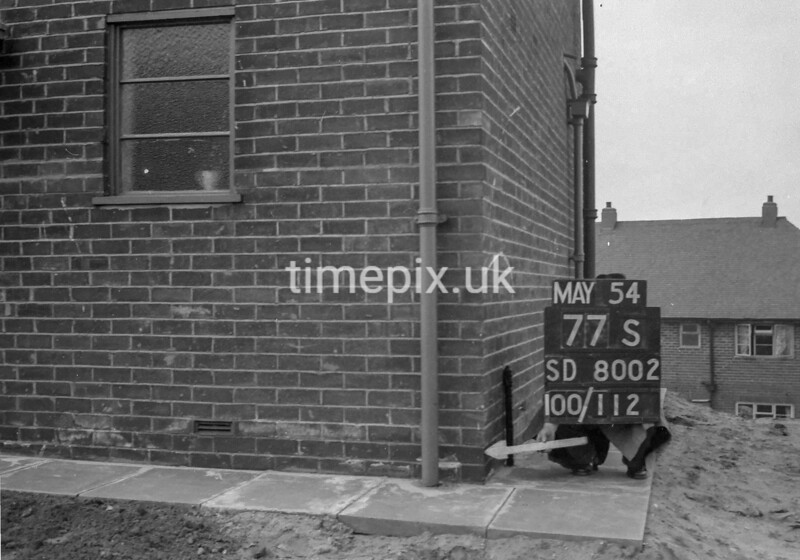 SD800277S, Ordnance Survey Revision Point photograph in Greater Manchester