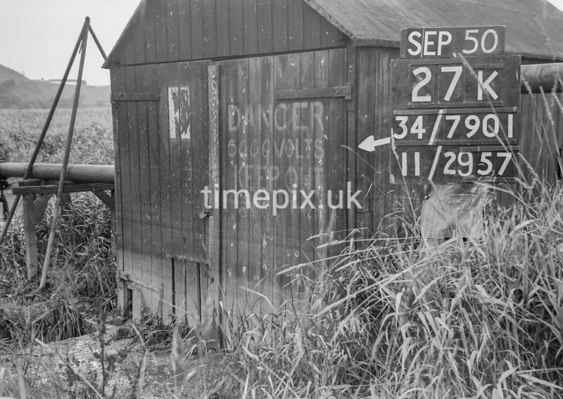 SD790127K, Ordnance Survey Revision Point photograph in Greater Manchester