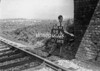 SD830298A, Ordnance Survey Revision Point photograph in Greater Manchester
