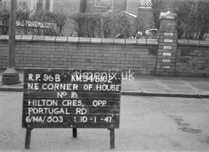 SD810296B, Ordnance Survey Revision Point photograph in Greater Manchester