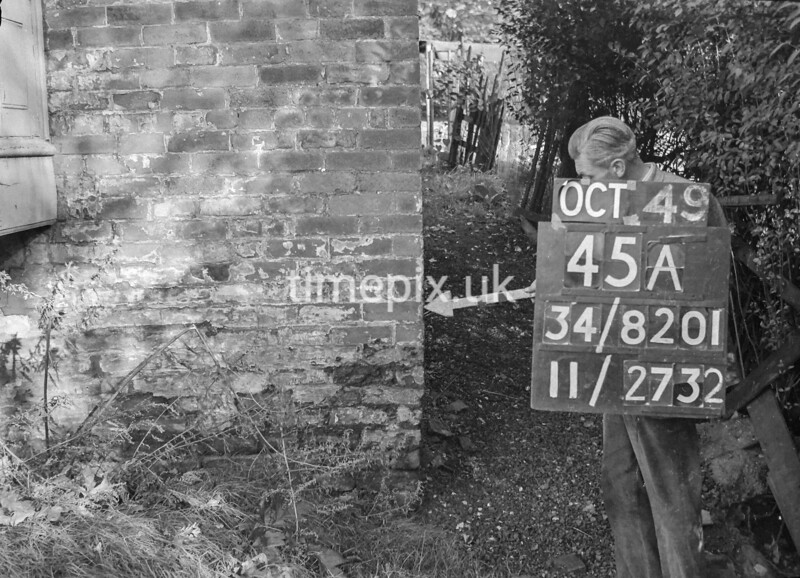 SD820145A, Ordnance Survey Revision Point photograph in Greater Manchester