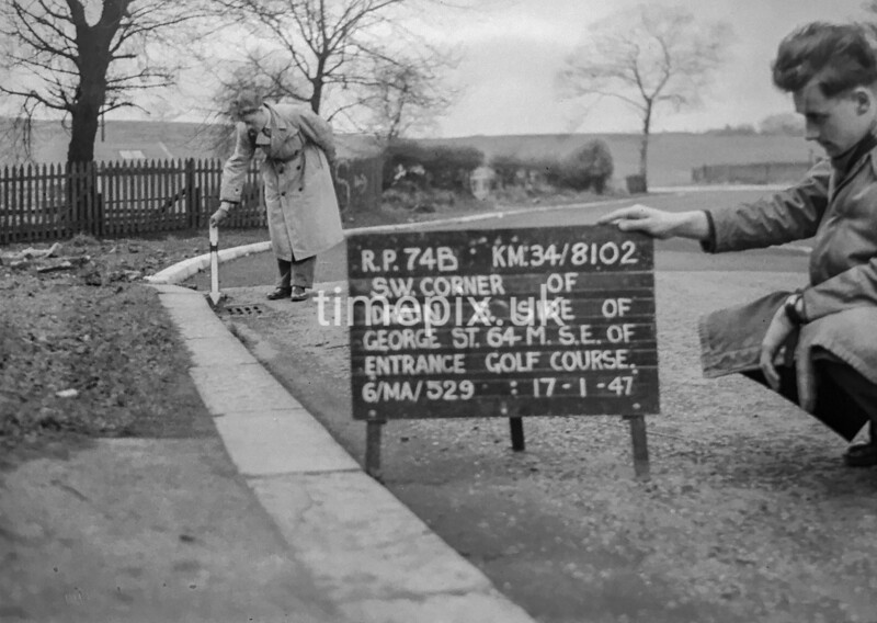 SD810274B, Ordnance Survey Revision Point photograph in Greater Manchester