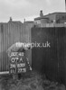 SD830107A, Ordnance Survey Revision Point photograph in Greater Manchester