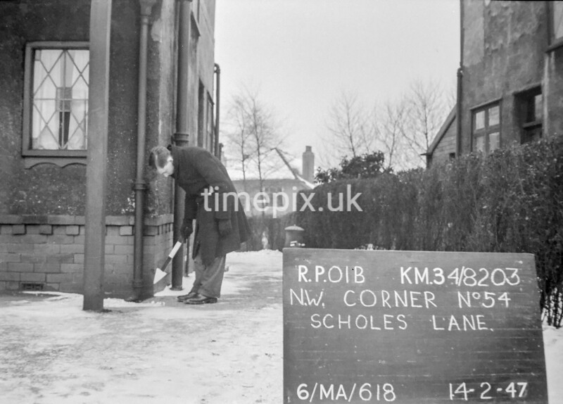 SD820301B, Ordnance Survey Revision Point photograph in Greater Manchester