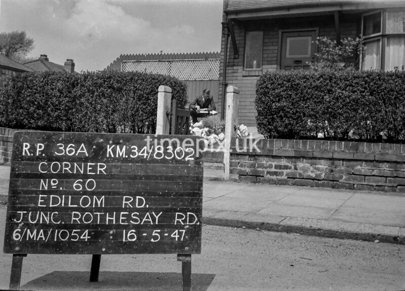 SD830236A, Ordnance Survey Revision Point photograph in Greater Manchester
