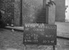 SD820348B, Ordnance Survey Revision Point photograph in Greater Manchester