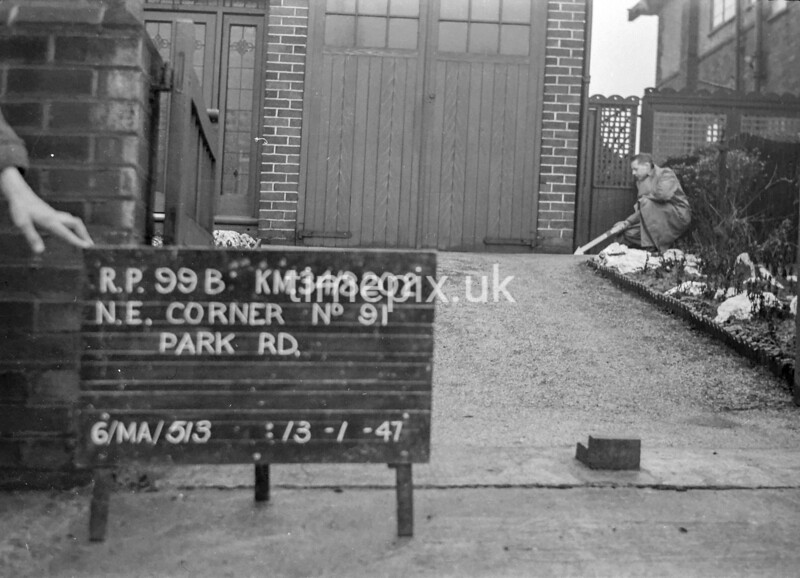 SD820299B, Ordnance Survey Revision Point photograph in Greater Manchester