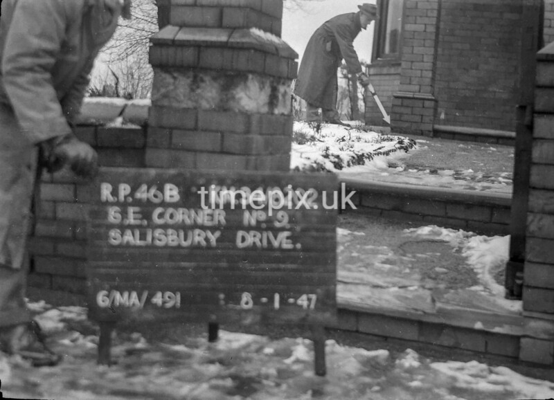SD820246B, Ordnance Survey Revision Point photograph in Greater Manchester