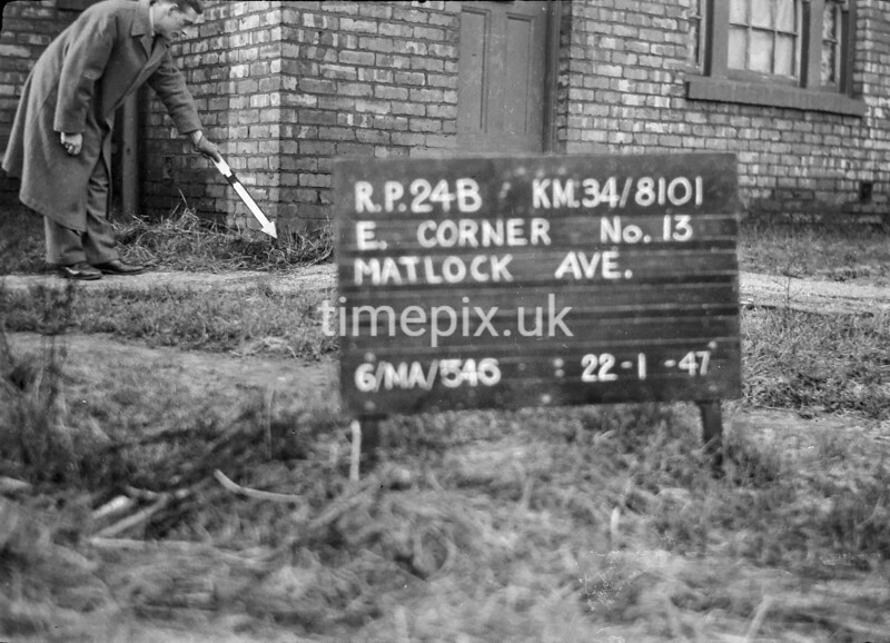 SD810124B, Ordnance Survey Revision Point photograph in Greater Manchester