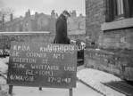 SD820315A, Ordnance Survey Revision Point photograph in Greater Manchester