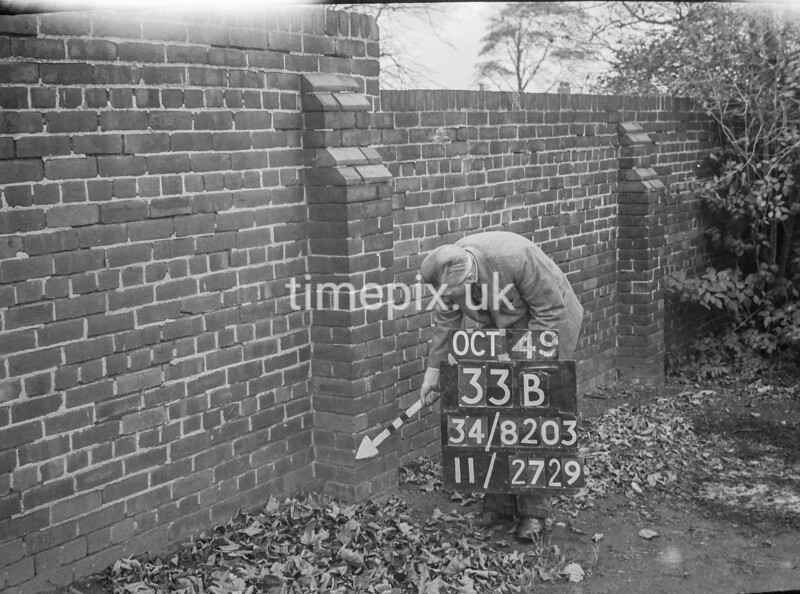 SD820333B, Ordnance Survey Revision Point photograph in Greater Manchester