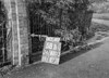 SD830358B, Ordnance Survey Revision Point photograph in Greater Manchester