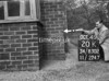 SD830220K, Ordnance Survey Revision Point photograph in Greater Manchester