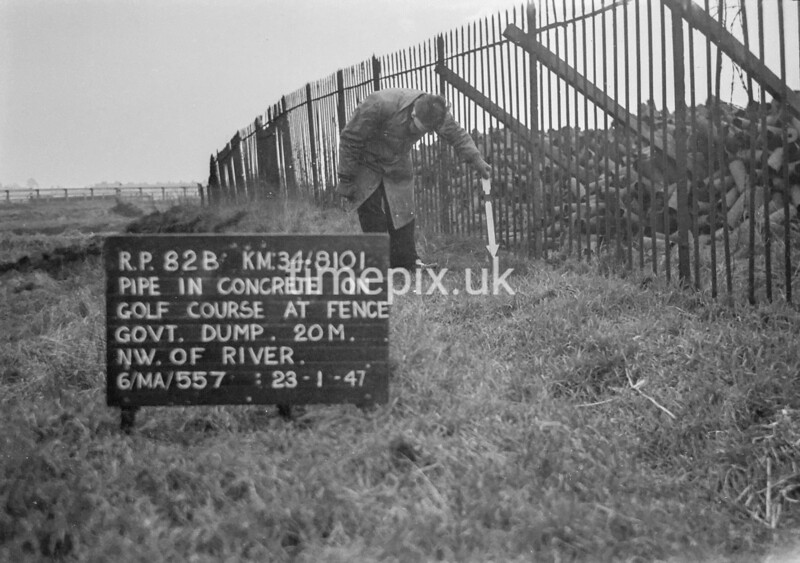 SD810182B, Ordnance Survey Revision Point photograph in Greater Manchester