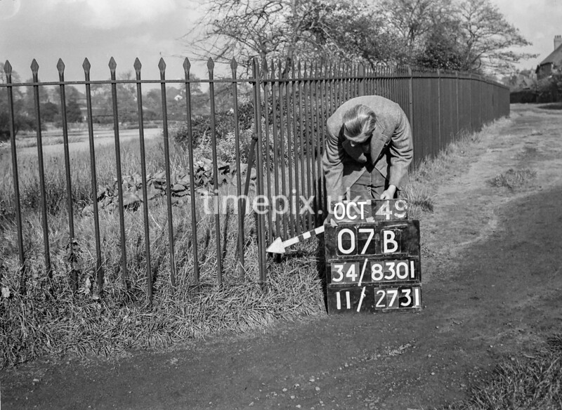 SD830107B, Ordnance Survey Revision Point photograph in Greater Manchester