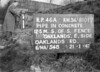 SD810146A, Ordnance Survey Revision Point photograph in Greater Manchester