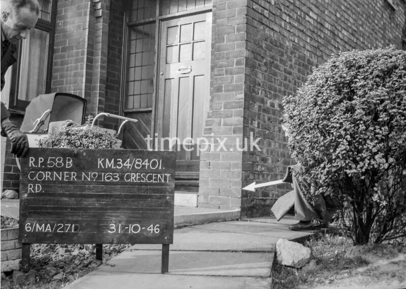 SD840158B, Ordnance Survey Revision Point photograph in Greater Manchester