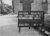 SD810203A, Ordnance Survey Revision Point photograph in Greater Manchester